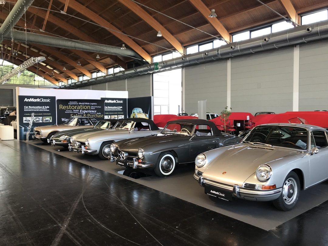 AnMark Classic at Motorworld Classics Bodensee Friedrichshafen 2018